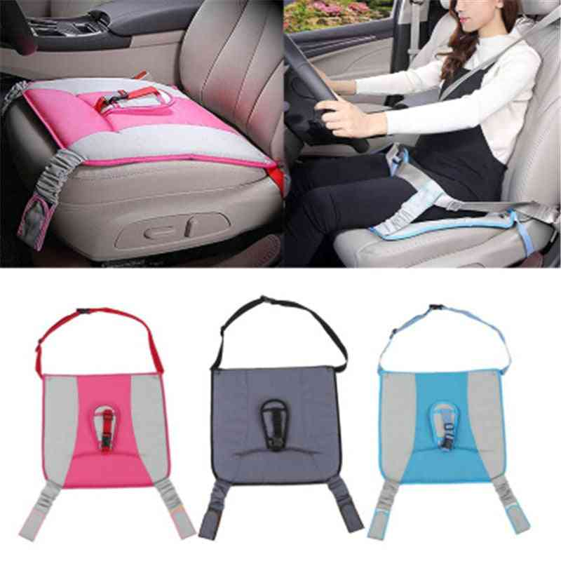 Comfortable Car Seat Belt, Driving Safety With Cushion, Shoulder Pad