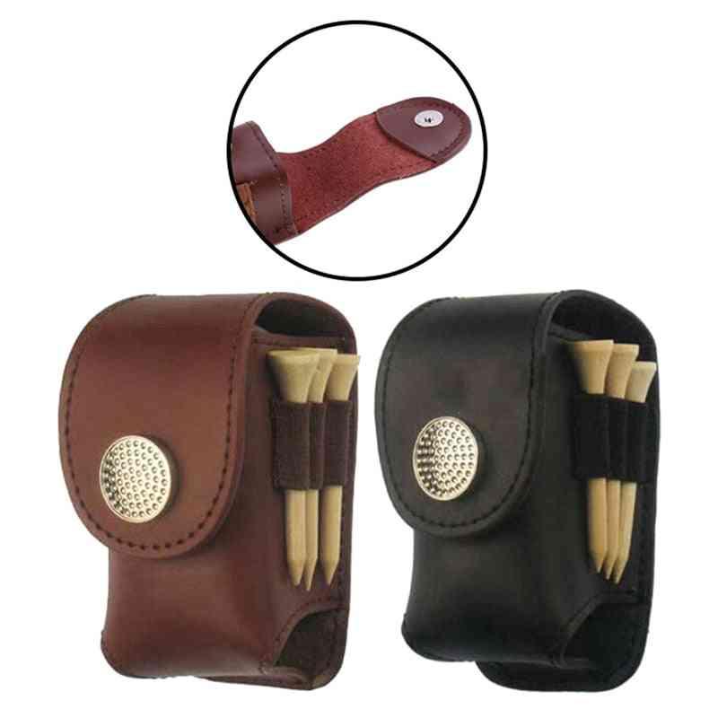 Portable Golf Ball Holder Waist Pouch