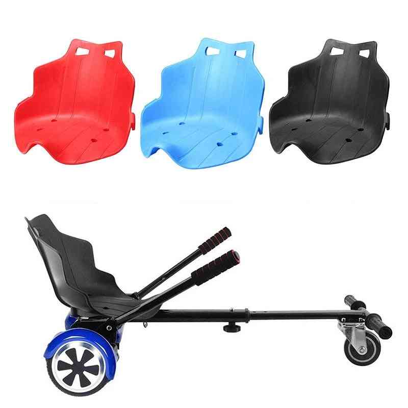 Plastic Seat For Go Kart, Hoverboard Parts High Quality, Replacement