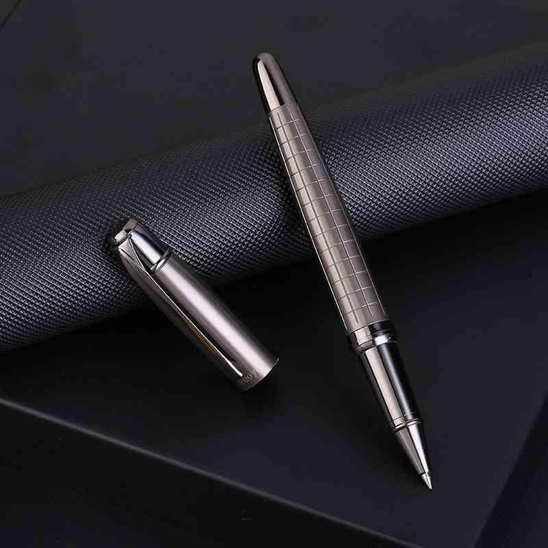 Metal High-end, Vintage Style Gel Pen
