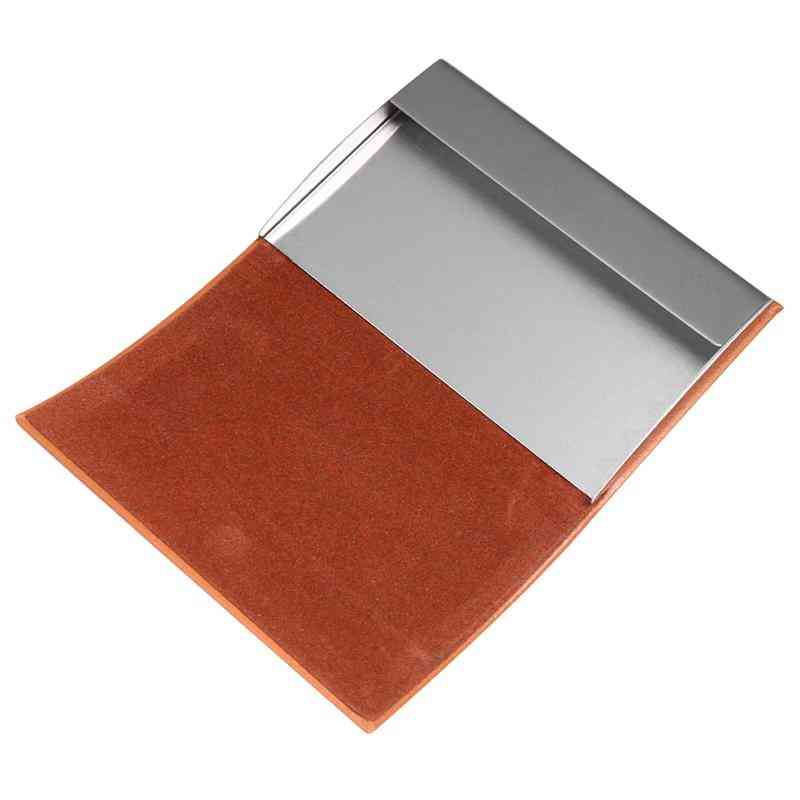 Stainless Steel Durable Card Case