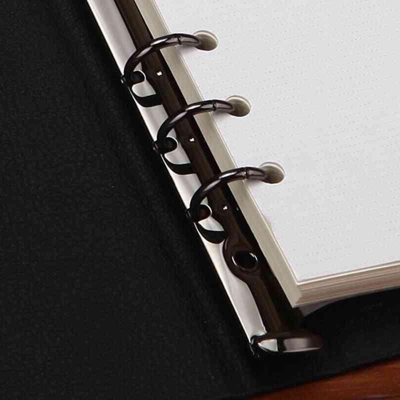 High Quality Metal Binding Clips, Loose-leaf File Folder Hoop