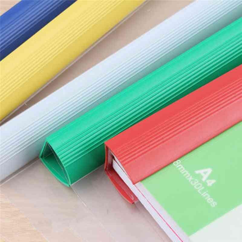 Transparent Folder Filing For Documents