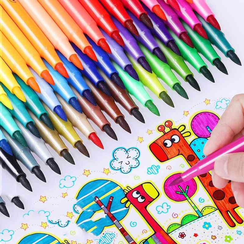 Children Painting Non-toxic Water Color Pencil