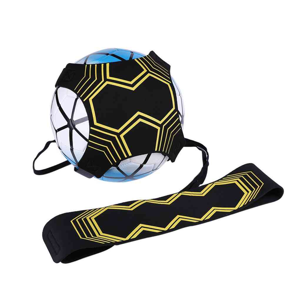 Soccer Football Kick Solo Trainer Juggle Bags- Training Equipment