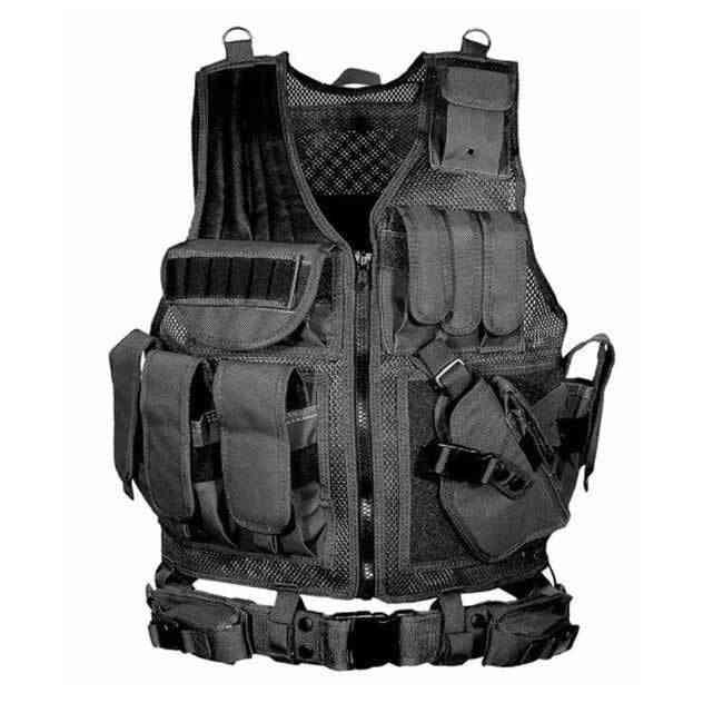 Tactical Vest Military Combat Armor Vests