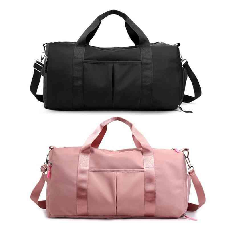 Waterproof Nylon Sports/gym Shoulder Bag