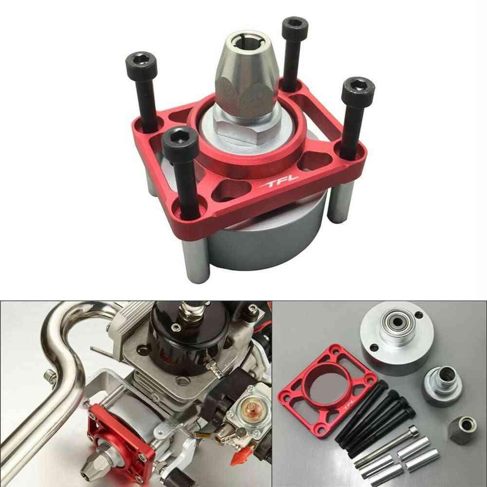 Gasoline Engine Clutch, Strong Bite Force System