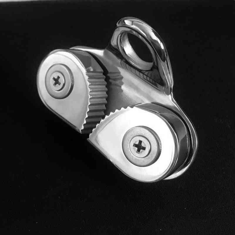 Stainless Steel Boat, Cam Cleats Matic Fairlead Marine Sailing Sailboat