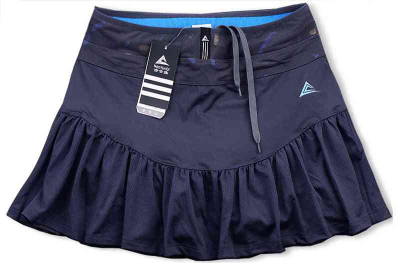 Women's Tennis Sports Clothes- Breathable Short Quick Dry Sports Skirt