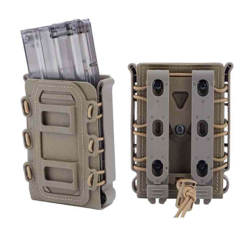 Quick Release Tactical Mag, Nylon Holster Case Box