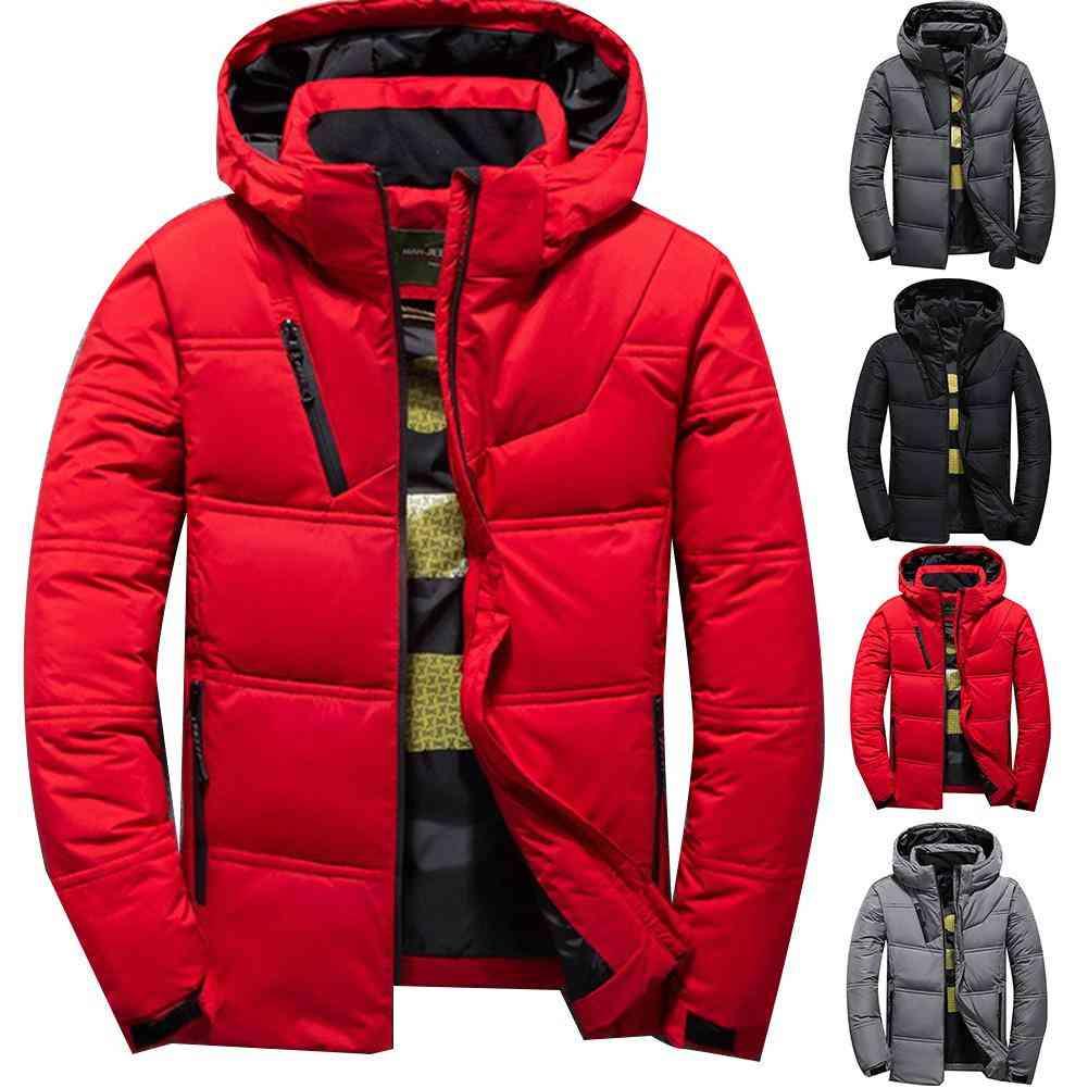 Men Winter Jacket, Outdoor Sports Coat