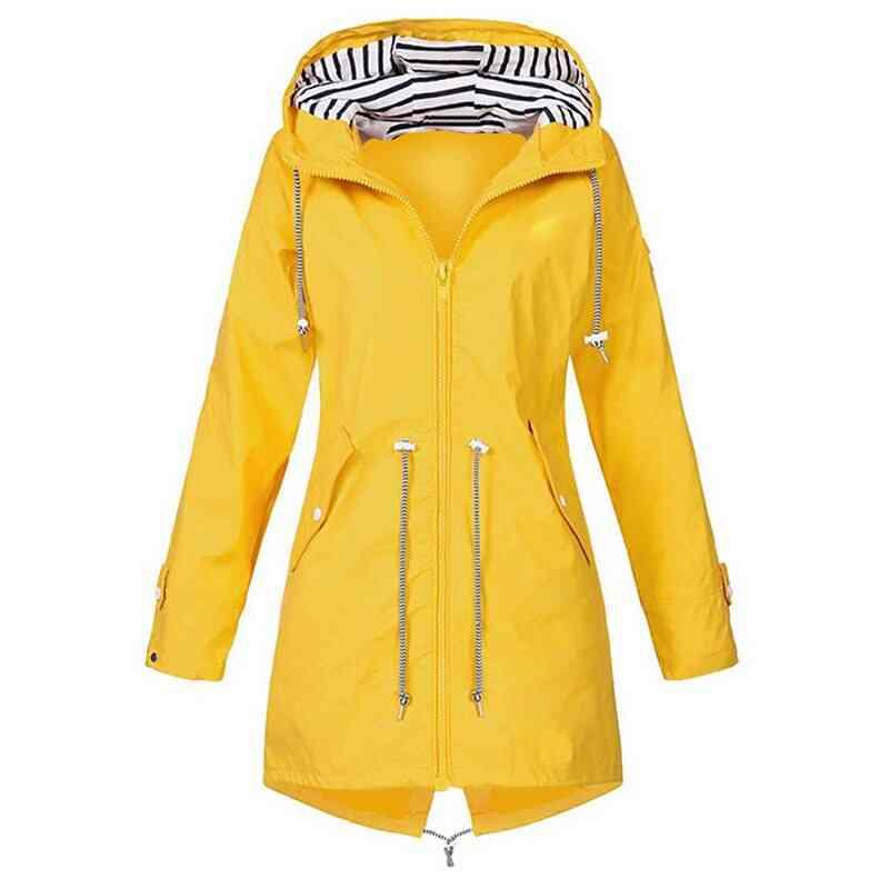 Women's Raincoat Transition Jacket