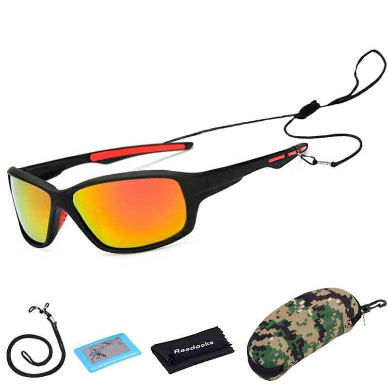 Polarized Hiking Eyewear Goggles- Uv400 Protective Sunglasses Men / Women