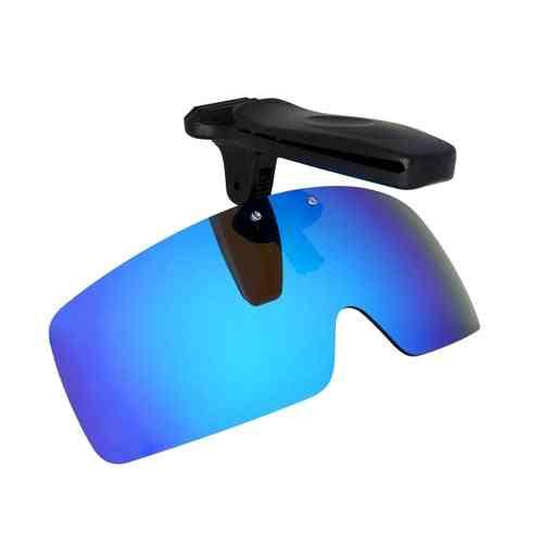 Polarized Glasses Hat Visors, Sport Clips Cap Clip On Sunglasses