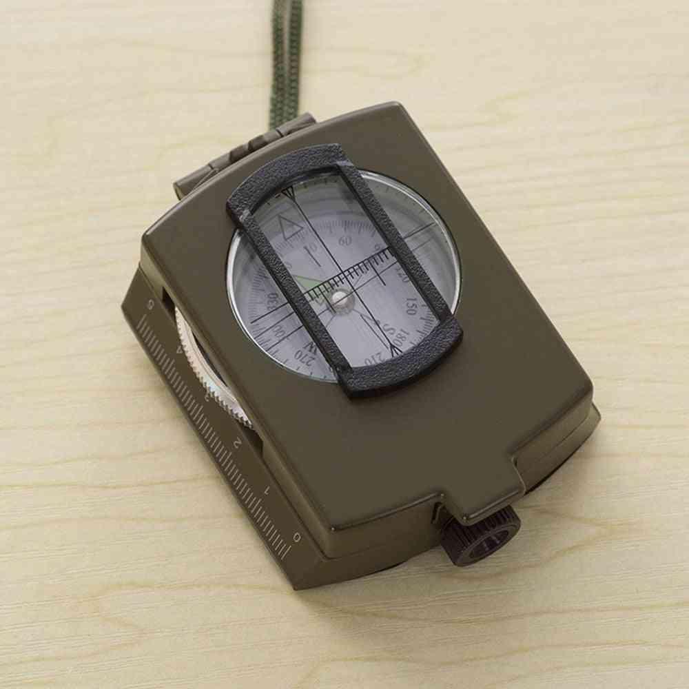 Luminous Metal /magnetic Waterproof Hand Held Professional Compass