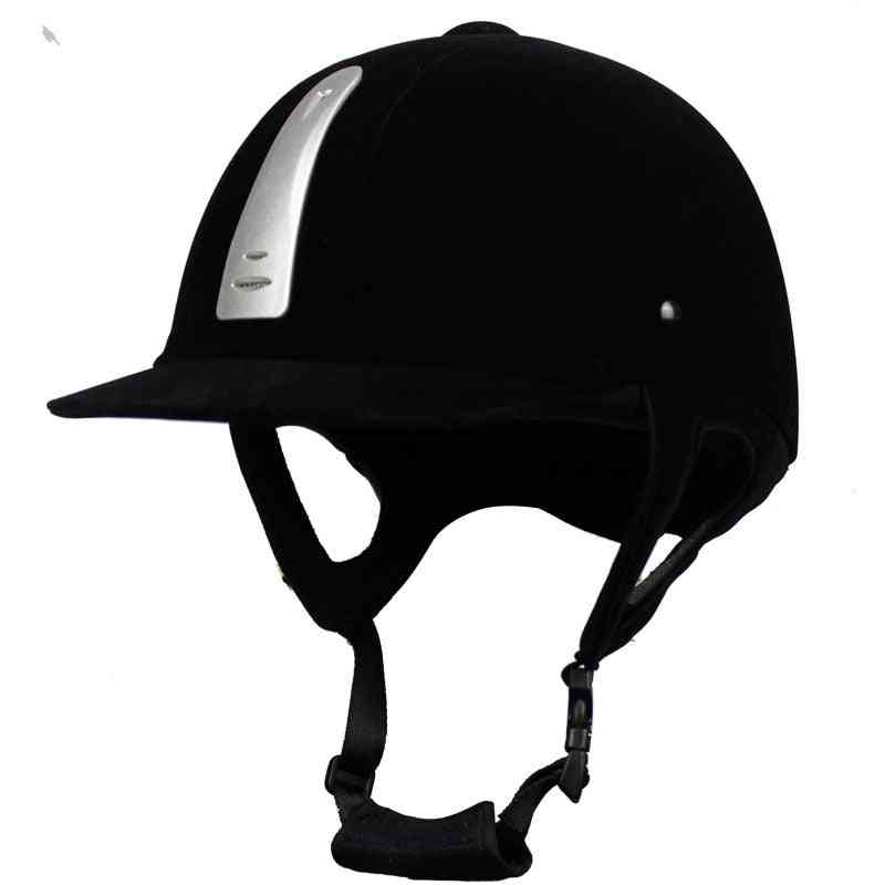 Classic Horse Riding & Cycling Helmet, Protection Cap