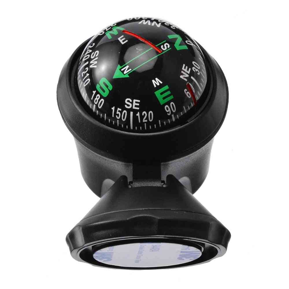 Dashboard Mount Navigation Compass For Outdoor Car Boat Truck