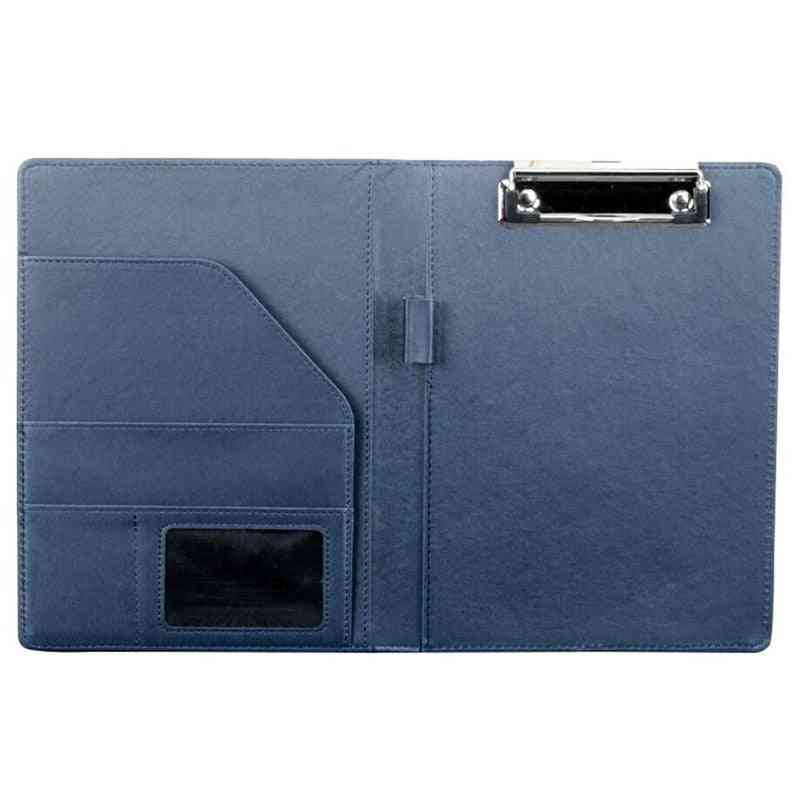 A5 Document Folder With Clipboard