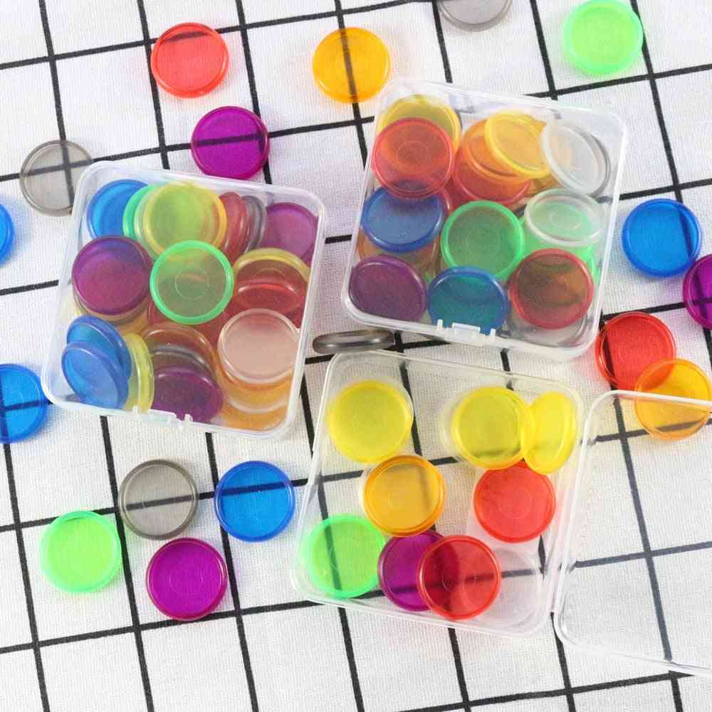 Cute Colorful Round Binder Rings For Loose Leaf Spirl Notebook