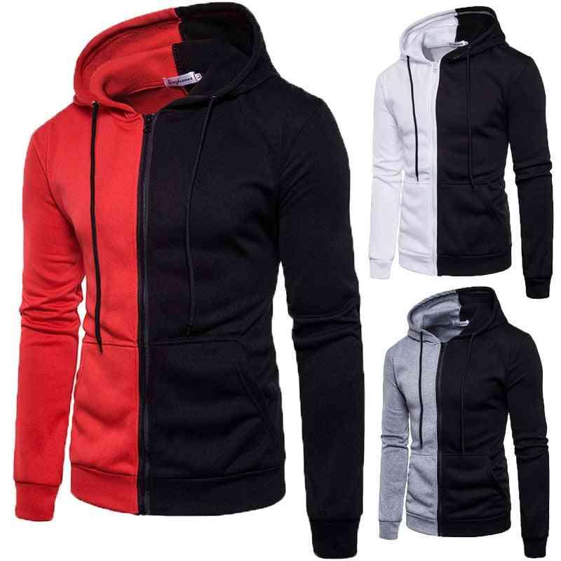 Long Sleeve Running Jacket With Hood