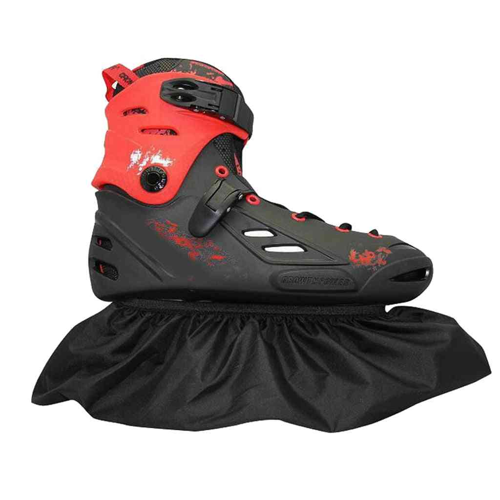 Durable Dust Cover Sports Accessories, Protective Tools For Ice & Roller Skates, Wheels Unisex