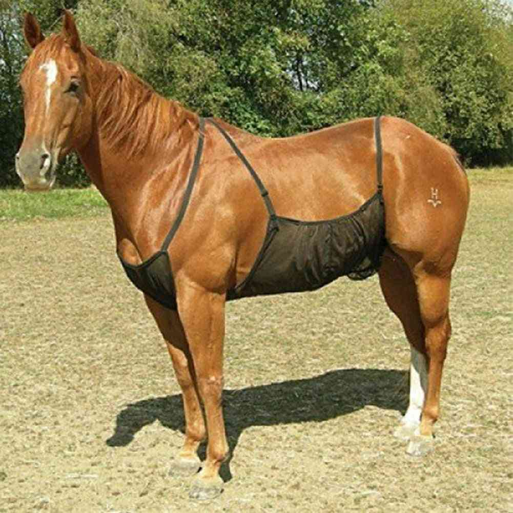 Breathable Mesh Horse Comfortable Net, Fly Anti-mosquito Protective Cover