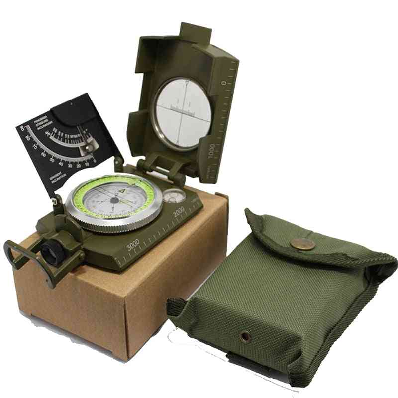 Outdoor Survival Military Compass