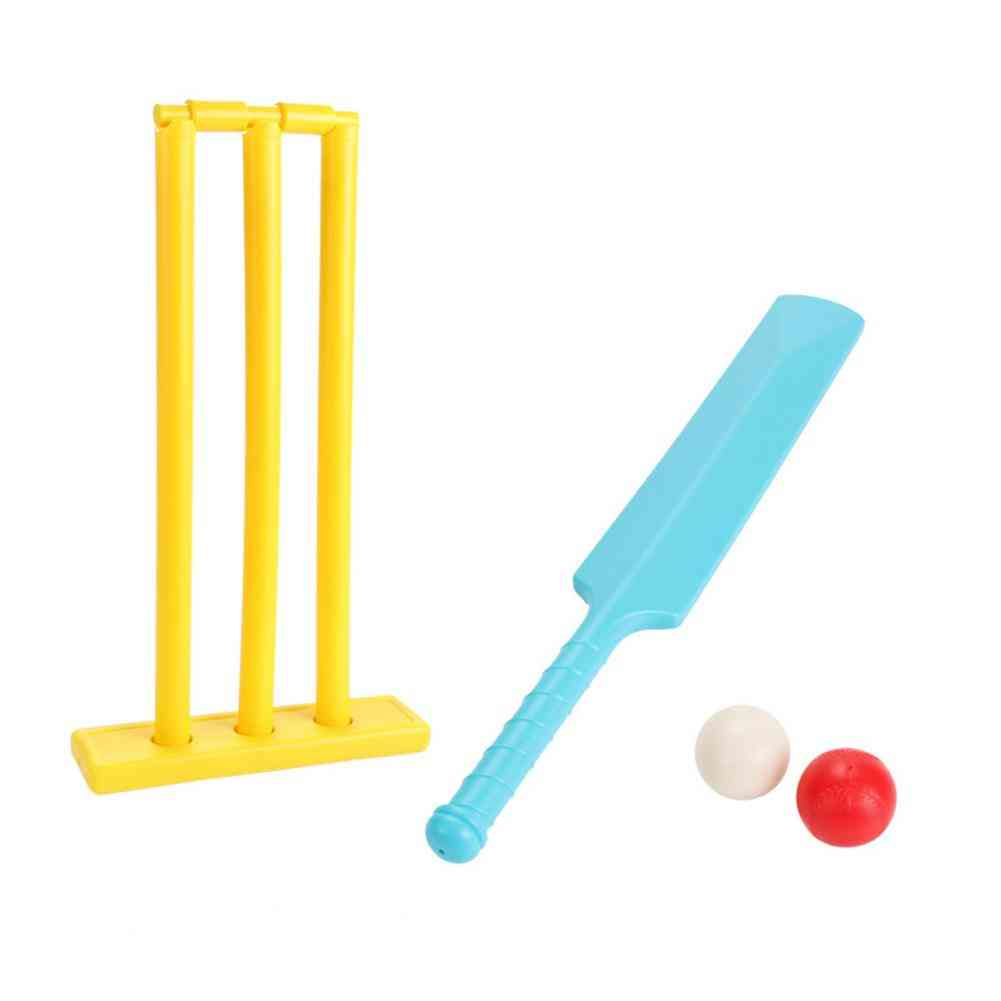 Children Educational, Leisure Cricket Balls Playing Set