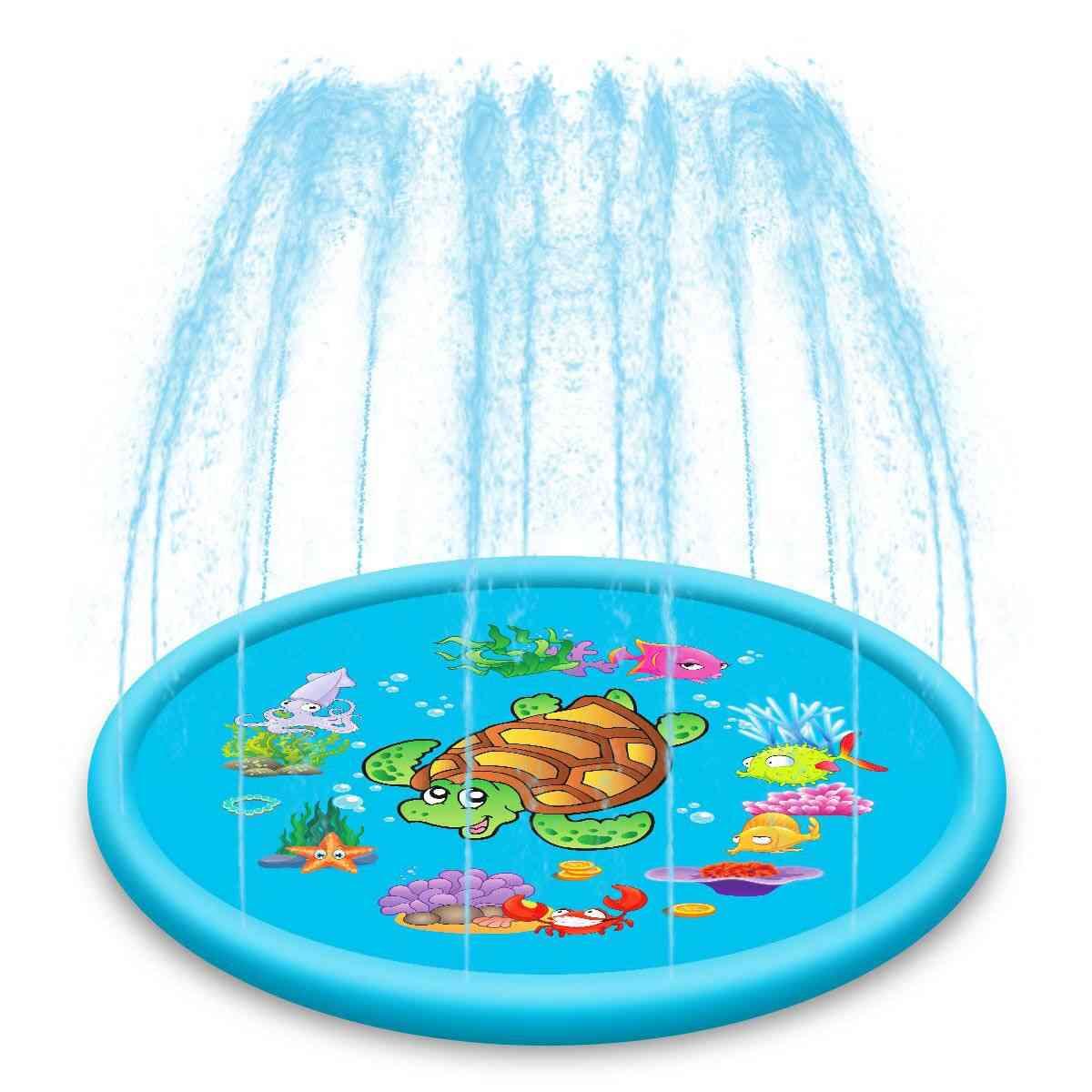 Folding Portable Sprinkler Water Play Mat