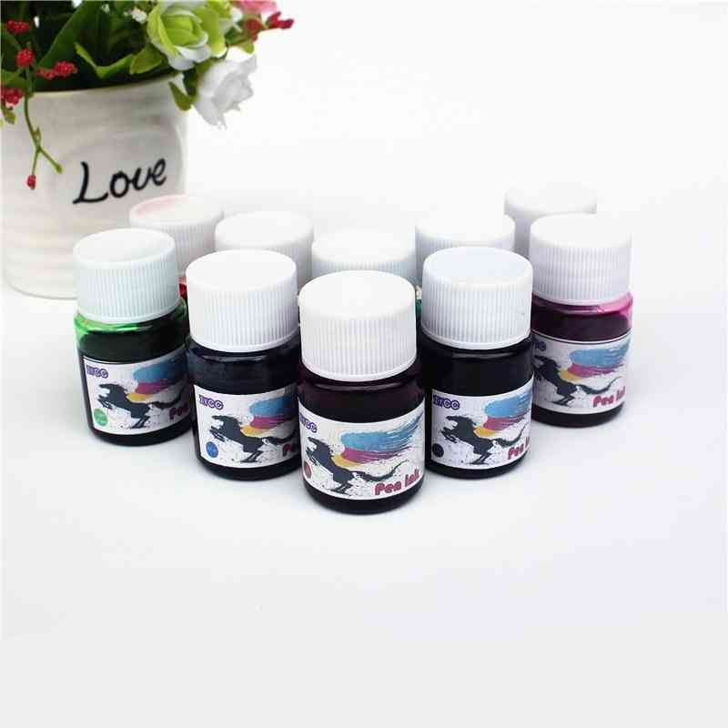 15ml Fountain Portable Pens, Ink Quality Is Not Hurt Pen