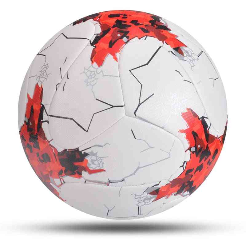 Standard Pu Material Sports Training Soccer Balls