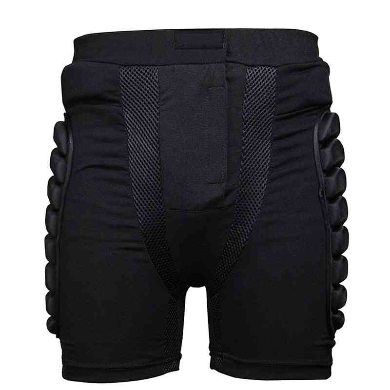 Winter Breathable Sports Skiing Shorts, Protective Hip Bottom Padded Amour For Ski Snow