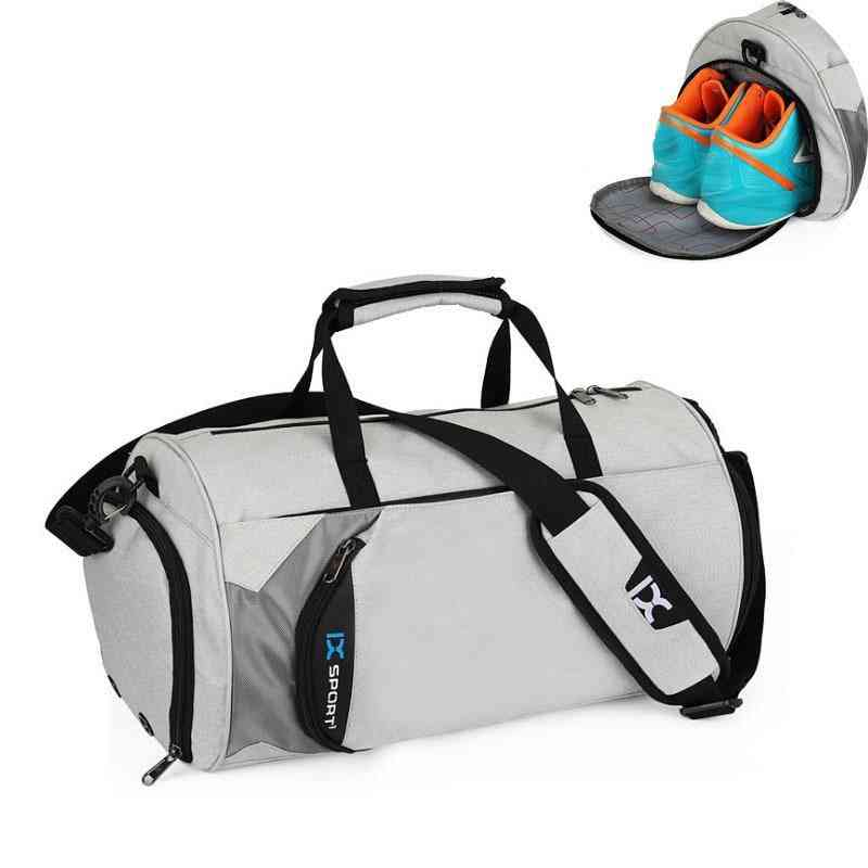 Fitness Training Shoulder Bag With Show Compartment