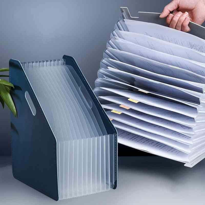 Arrival Desk File Folder -document Paper Organizer, Storage-holder