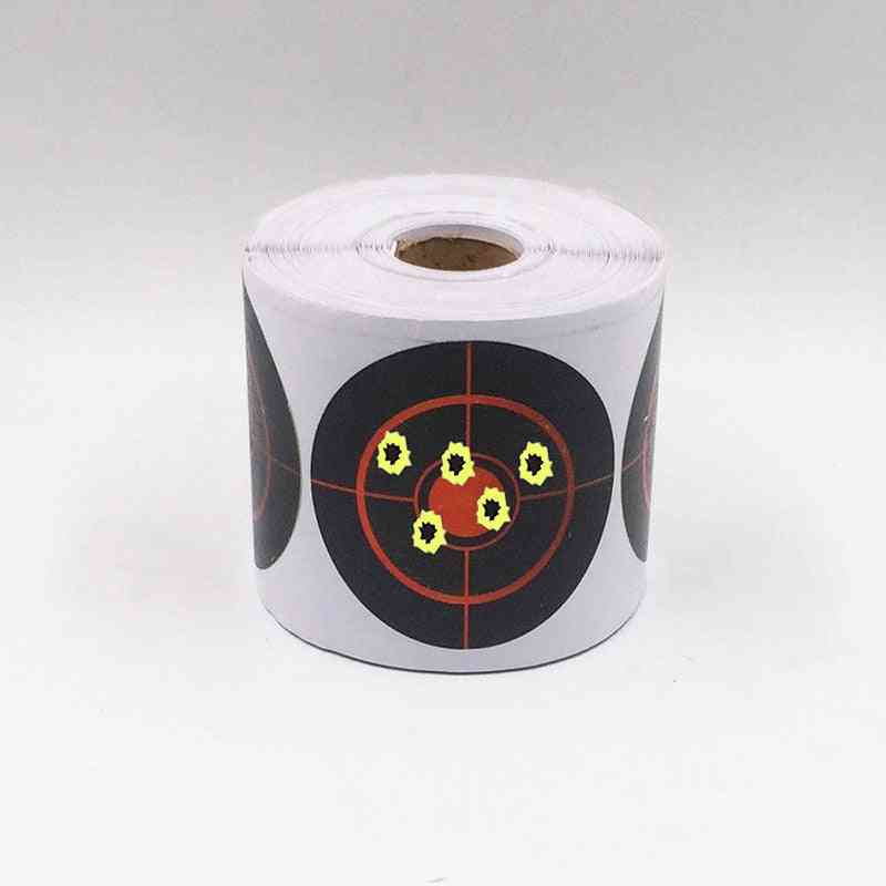 Adhesive Splatter Target Stickers For Shooting/archery