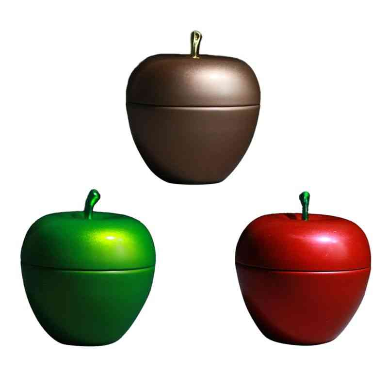Apple Shaped Mini Storage Box For Kitchen/home Use