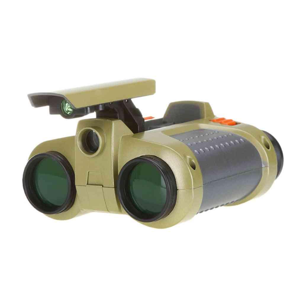 Night Vision Telescope Binocular - Pop-up Light