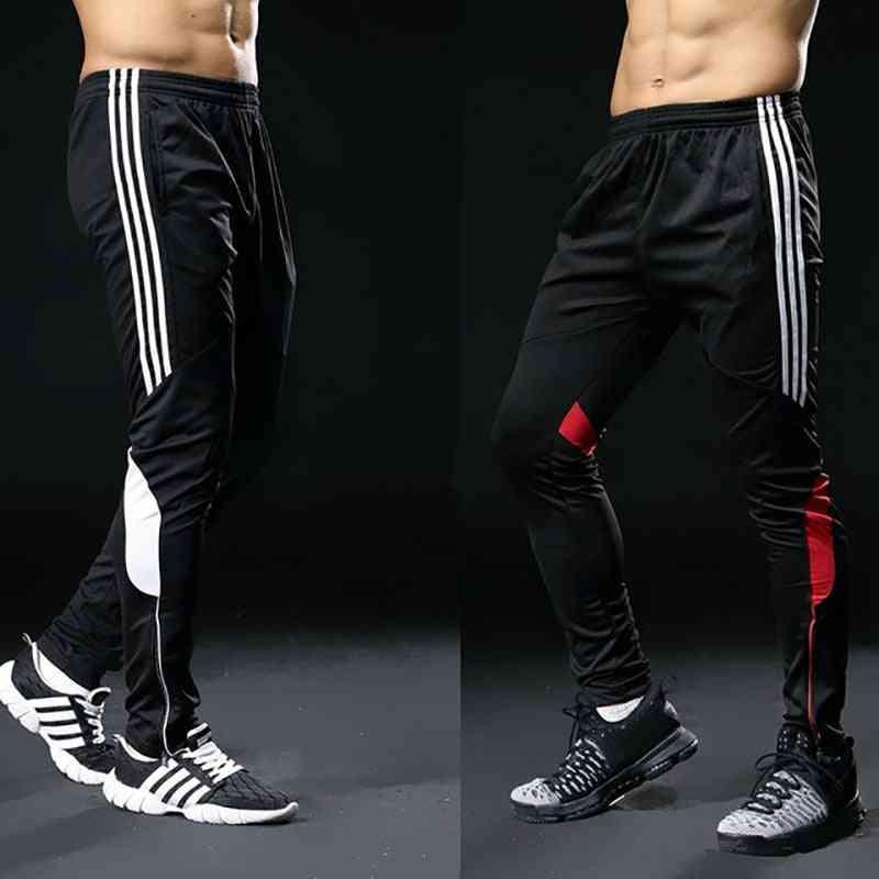 Men, Thin Running, Gym Fitness Sports Long Pants