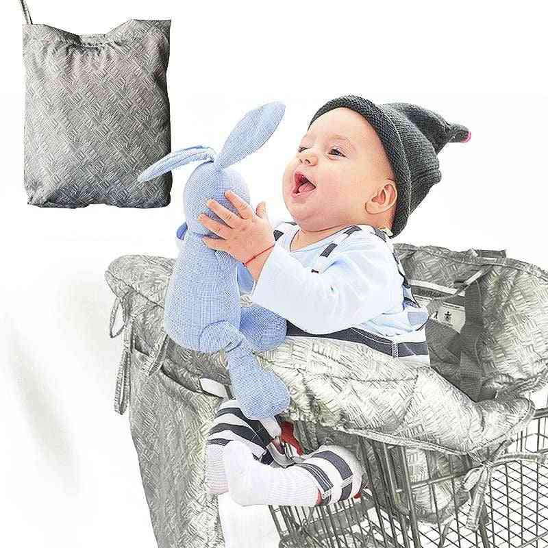 Kid Shopping Trolley Cart Cover Seat