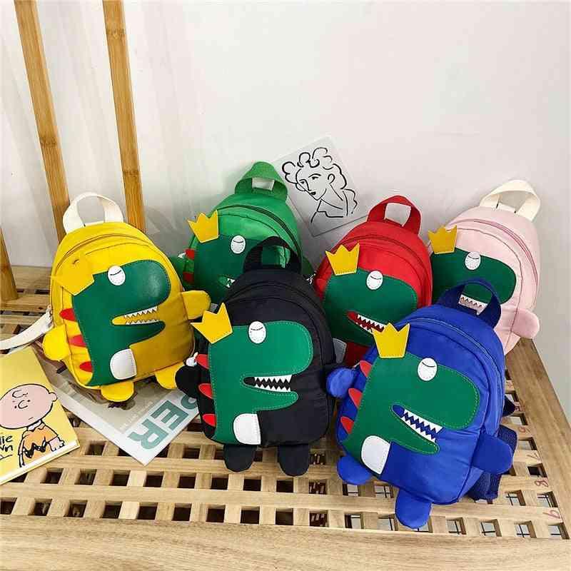 Cute Dinosaur Pattern, School Bags
