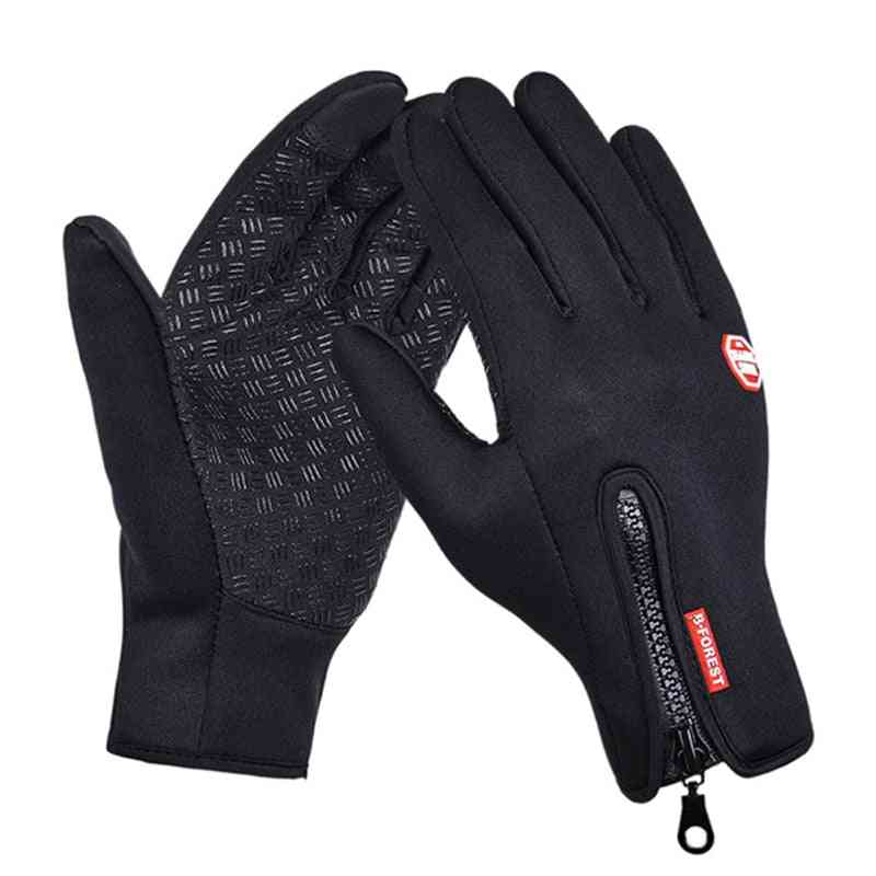 High-quality Touch Screen Windproof, Horse Riding Gloves