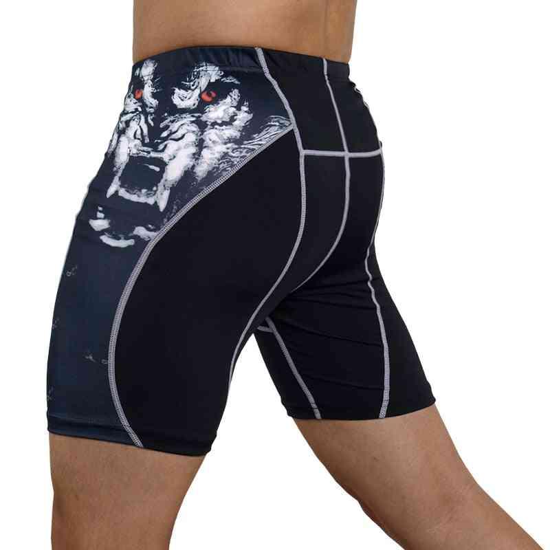 Mens Gym Wear, Fitness Training Shorts