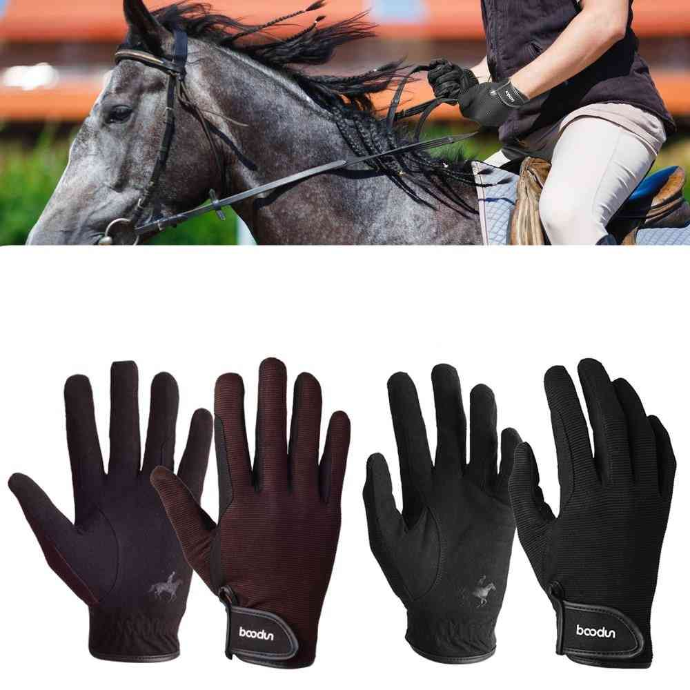 Professional Horse Riding Gloves