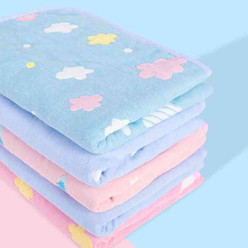 Cartoon Printed, Waterproof And Washable Newborn Baby Diaper Pad