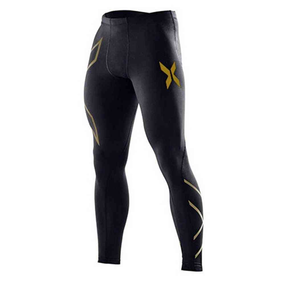 Compression Pants, Men Sport Tights Leggings Men's- For Man Mens Running Gym