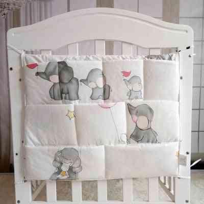 Baby Cribs Baby Stroller Bag Organizer Bedding Set,  Hanging Basket