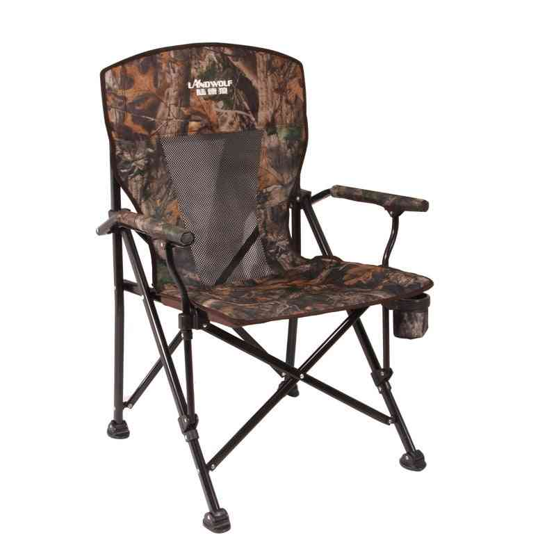 Outdoor Folding Lounge Chair Wild Fishing/stool Beach For Camping
