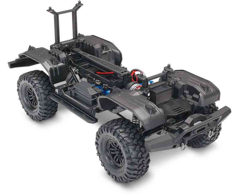 All Terrain Crawler Wheel Chassis Kit