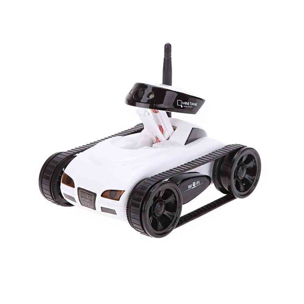 Wifi Rc Car With 0.3mp Camera Controlled By Ios Android App